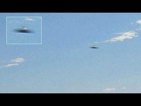 Fantastic Real UFO Footage June 7th 2009