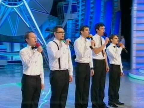 КВН-2010 Кефир Нягань Песня