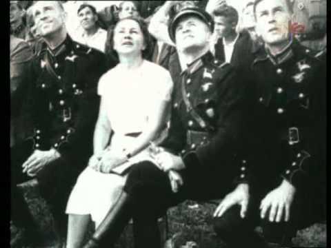 Праздник Сталинской Авиации 1940 года  Знаменитая пятерка