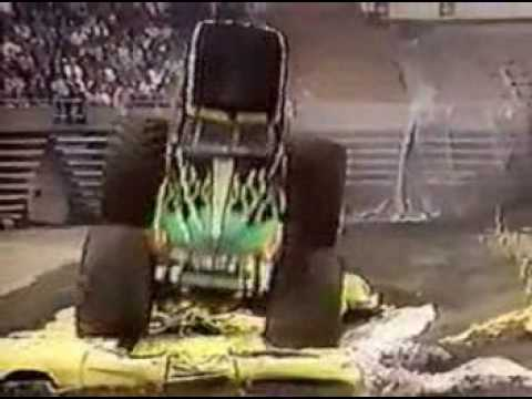 Monster Truck Crash Compilation