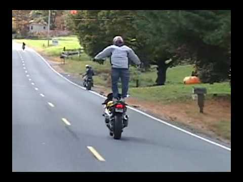 XFR Street Bike Crashes