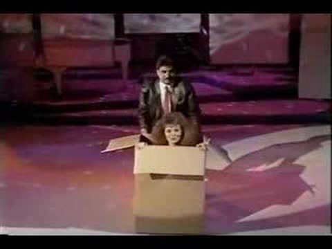 48 of 50 Greatest Magic Tricks - Cardboard Box Illusion