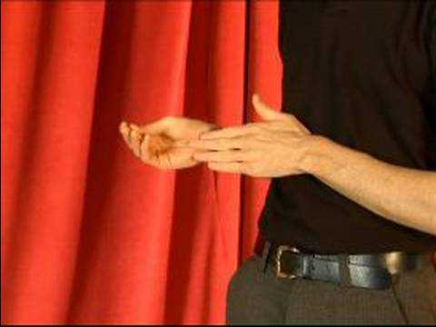 Sleight of Hand Magic Tricks : How to Make a Coin Disappear