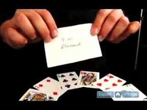 Card Magic Tricks That Work By Themselves : The Clock Magic Card Trick Explained