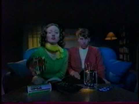 Старая реклама ОРТ 1995