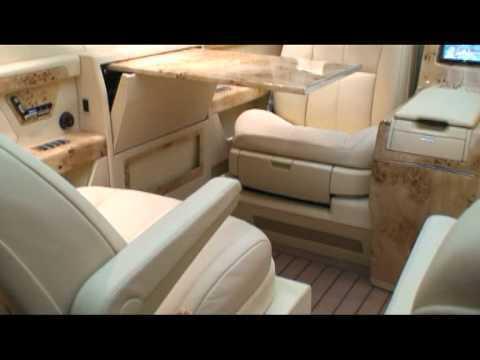 Тюнинг Mercedes Sprinter премьера 2011 года  от Богема Авто