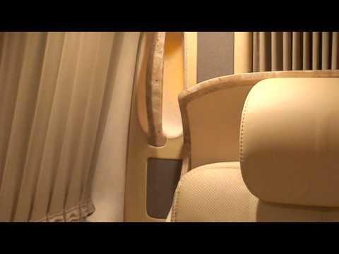 Тюнинг Mercedes Viano - Vito  Лучший салон 2010 года