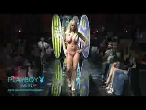 Playboy Swimwear Fashion Show - Miami Beach