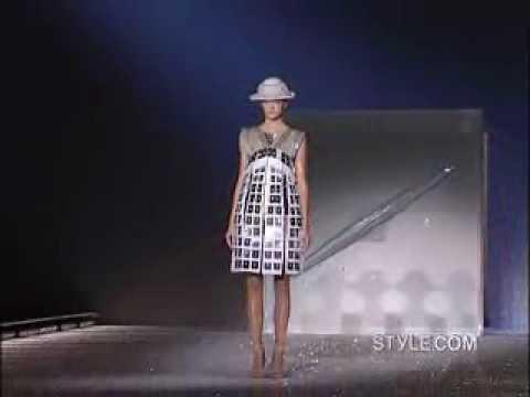 Transformer Fashion Show