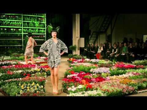 Marimekko Spring/Summer 2011 Fashion Show