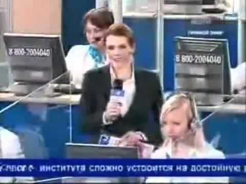 приколы в прямом эфире)