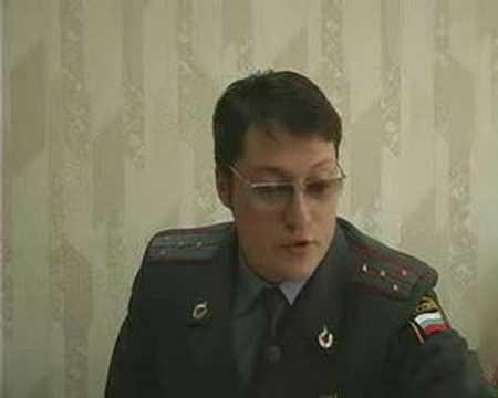 Кировский мент!