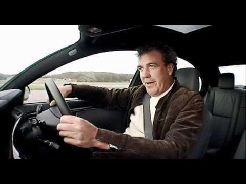 Mercedes S-Class (Top Gear 8x04) Rus
