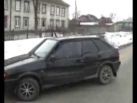 ВАЗ2114 - Пародия на top gear