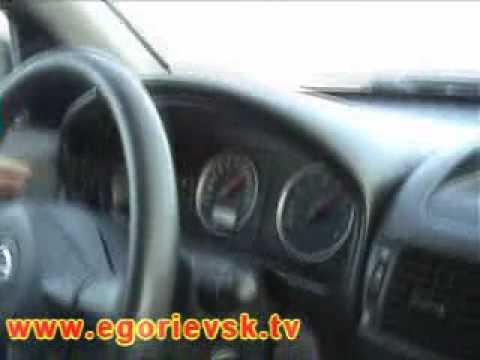 Top Gear по Егорьевски (Nissan Almera)