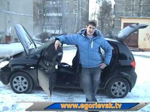Top Gear по Егорьевски (Хёндай Гец)