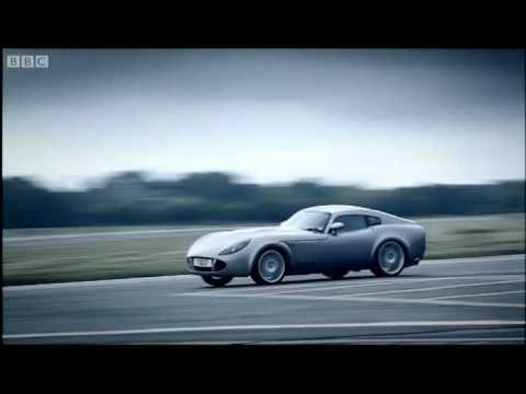 Marcos TSO GT review - Top Gear - BBC
