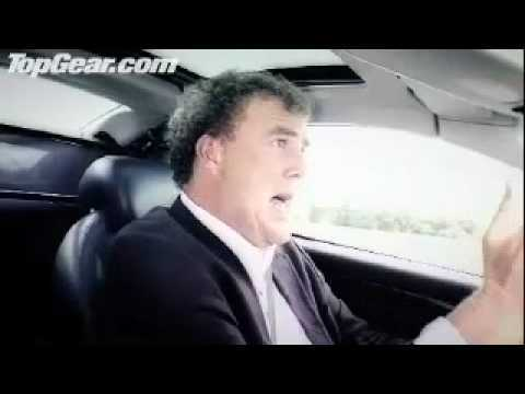 Top Gear - meets turbo charged Mercedes Brabus SL  - BBC