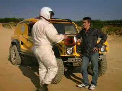 Top Gear - Bowler Wild Cat - BBC