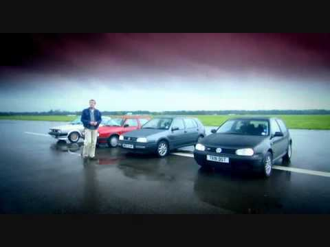 Top Gear - Volkswagen GTI