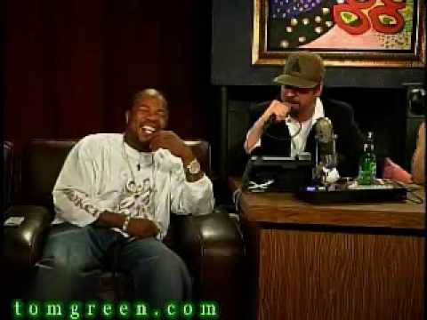 Tom Green Owns Xzibit  in Freestyle Battle