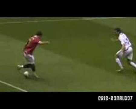 Cristiano Ronaldo - Freestyle Battle 2008