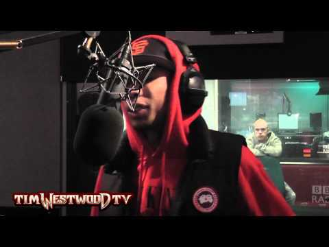 Westwood - Tyga *HOT* freestyle 1Xtra