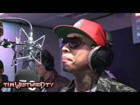 *NEW* Westwood - Tyga freestyle 1Xtra