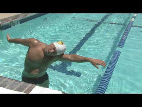 How to Swim : How to Swim the Freestyle Stroke