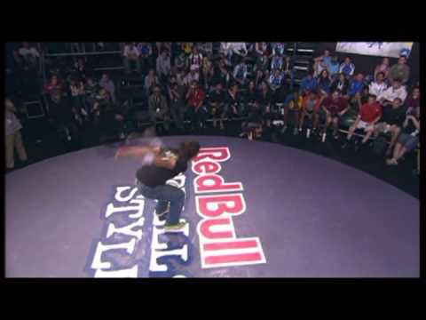 Freeride Session - RedBull StreetStyle 08 Freestyle Football