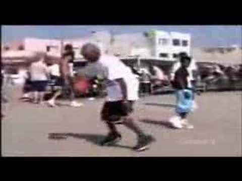 Streetball freestyle