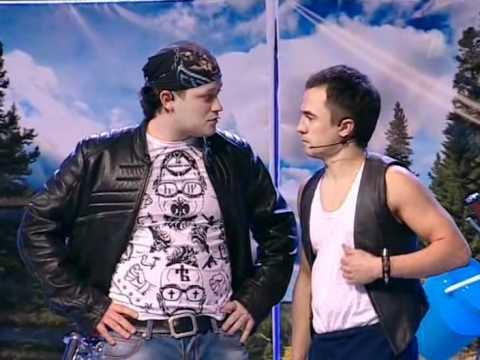КВН 2011 - Высшая лига 4-я 1/8 Станция Спортивная Музыкалка