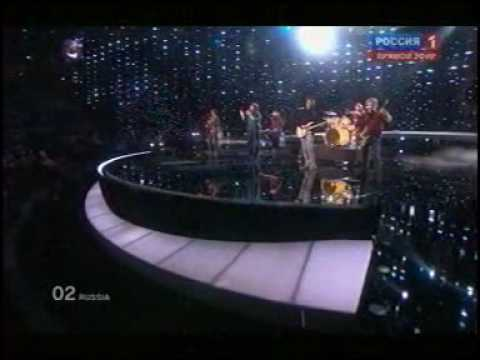Peter Nalitch - Lost and forgotten. Russia Eurovision 2010