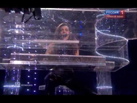 Евровидение 2010 Румыния  + голосование