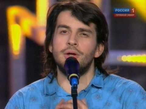 Пётр Налич  Евровидение-2010 Россия Потерянный Lost song