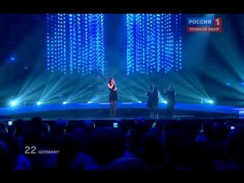 ЕВРОВИДЕНИЕ 2010 Германия - Lena - Satellite ФИНАЛ / EUROVISION 2010 WINNER