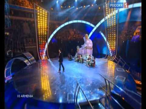 Детское Евровидение-2010 / Армения - Владимир Арзуманян