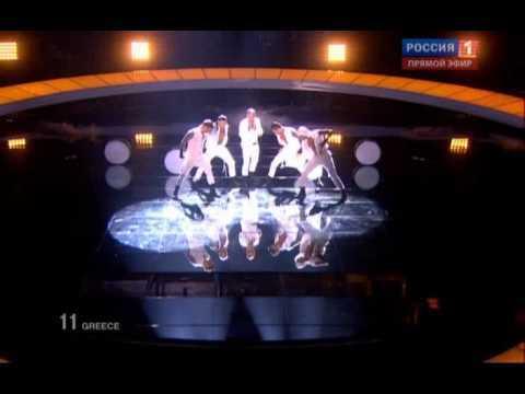 Евровидение 2010 Греция Опа! + голосование