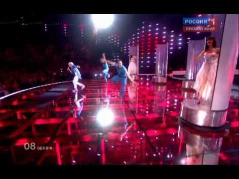 Евровидение 2010 Сербия Милан Станкович + голосование