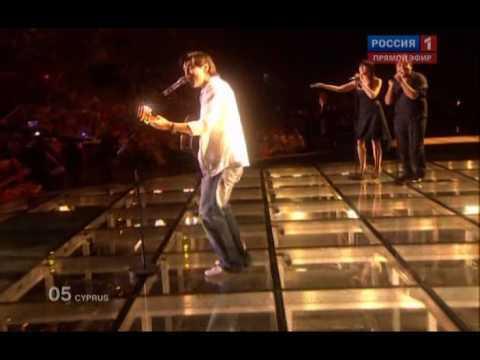 Евровидение 2010 Кипр - Джон Лилигрин + голосование