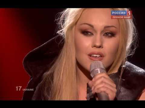 ЕВРОВИДЕНИЕ 2010 Украина - Алёша - Sweet People ФИНАЛ