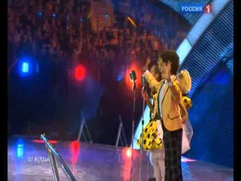 Детское Евровидение 2010 / Россия Лиза Дрозд и Саша Лазин