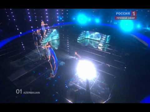 Евровидение 2010 Азербайджан - Сафура + голосование