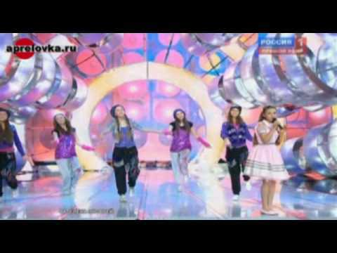 06 Елена ОНОФРЕЙ детское Евровидение JESC 2010 Eurovision Russia