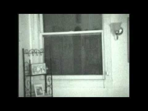 Real Alien in the Window, captured on video camera by Stan Romanek, they named it BOO!