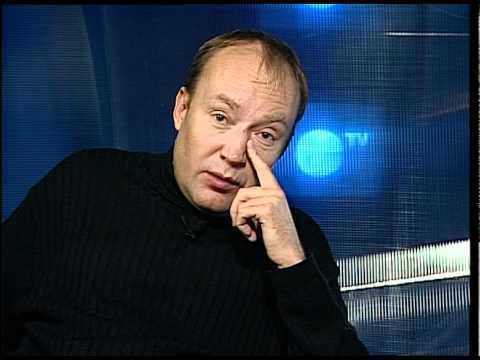 Александр Лаэртский на iTV - о популярности на youtube