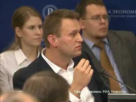 Навальный vs Кузьминов (полная версия) 18.03.2011