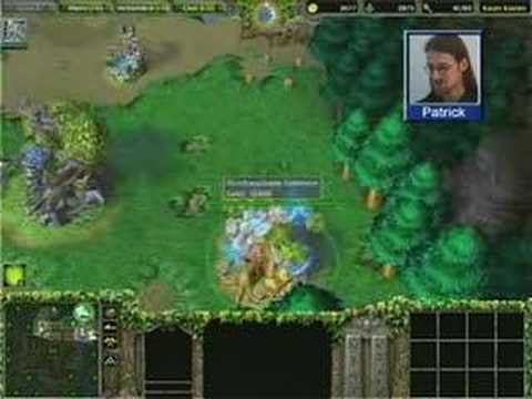 Gamestar Warcraft 3 Multiplayer Duell 8.2002