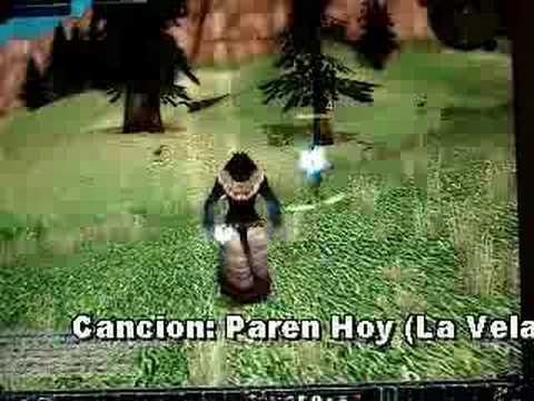 Informe World of Warcraft - Nivel X - Parodia