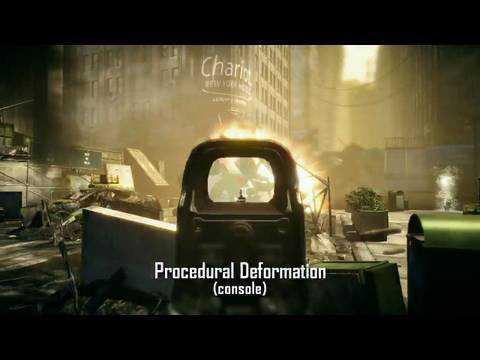 Crysis 2 GDC Techdemo